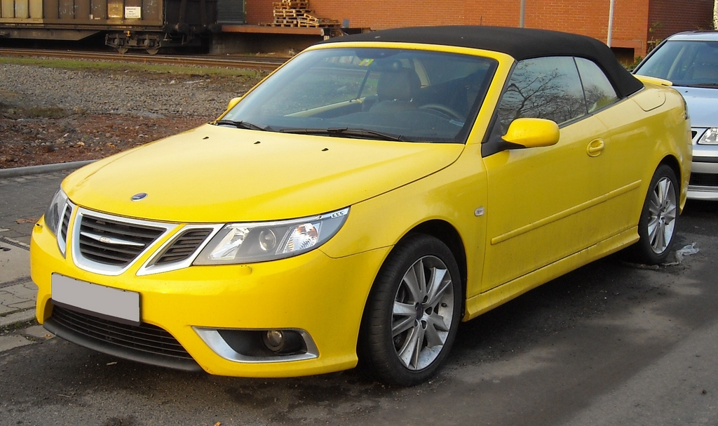 Saab 9 3 Aero at The Rise and Fall of Saab