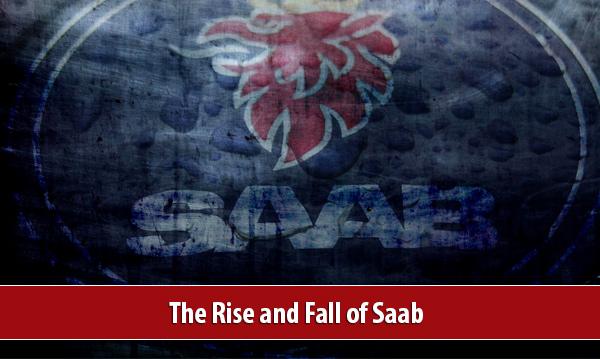 Saab Main at The Rise and Fall of Saab