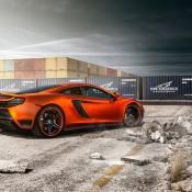 vorsteiner mclaren mp4 vx volcano orange 3 | Car Wallpapers