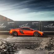 Vorsteiner Mclaren MP4 VX Volcano Orange 3 Wallpaper | HD