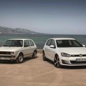Volkswagen Golf 40 Anniv 1 175x175 at Volkswagen Golf: The Hatchback King Turns 40