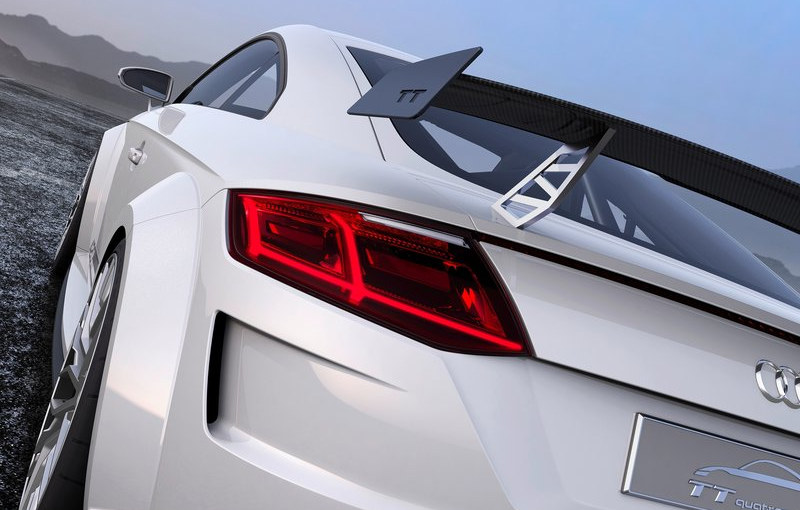 Downsizing Planned For Future Audi Sports Cars - Future audi cars