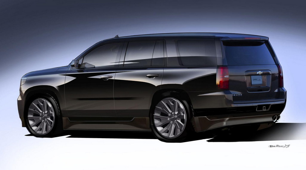Chevrolet Tahoe RS and SS Models Planned by GM