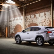 2015 Lexus NX 2 175x175 at 2015 Lexus NX Officially Unveiled