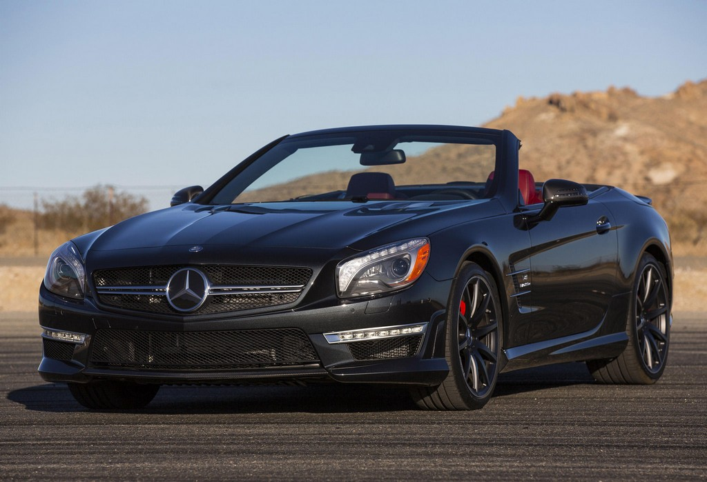 Mercedes Sl63 Amg To Get Substantial Power Boost