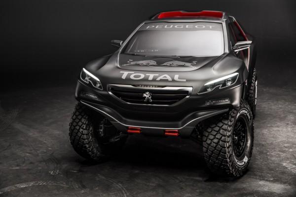 Peugeot 2008 DKR 1 600x400 at Peugeot 2008 DKR Revealed for 2015 Rally Dakar