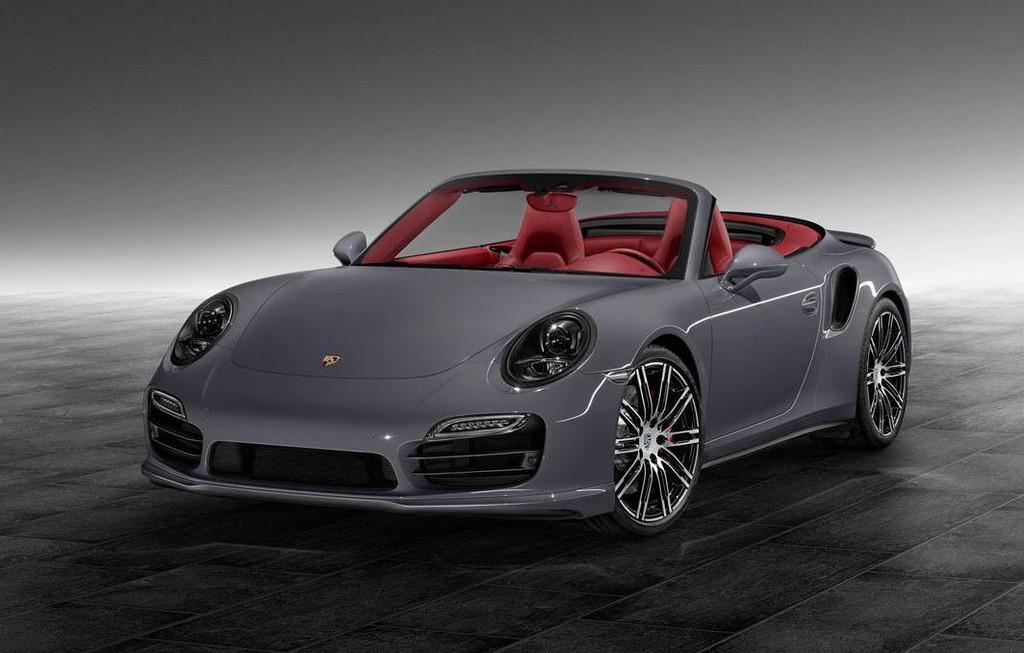 Porsche Exclusive Presents Unique 991 Turbo Cabrio