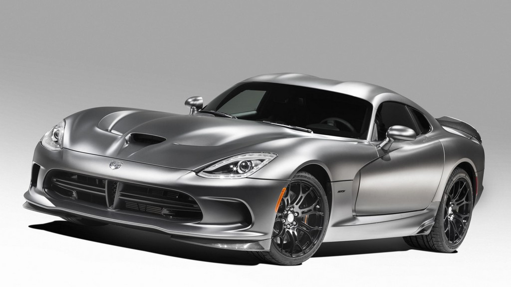 SRT Viper Time Attack Anodized Carbon 1 at SRT Viper Time Attack Anodized Carbon Edition Revealed