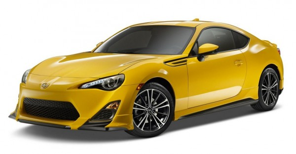 Scion FR S Release Series 1 600x314 at Scion FR S Release Series 1.0 Details Announced
