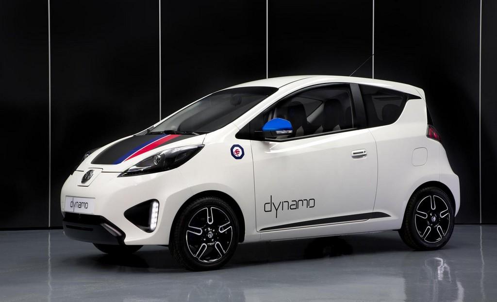 mg Dynamo003 at MG Dynamo EV Concept Revealed
