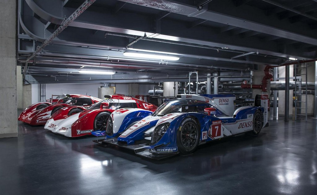 Le Mans Night At Toyota Motorsport Gmbh Museum