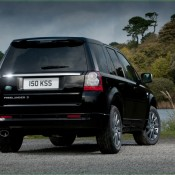 2010 Land Rover Freelander 2 SD4 Sport Limited Edition Rear 175x175 at Land Rover History and Photo Gallery