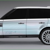 2010 Land Rover range e prototype Side 175x175 at Land Rover History and Photo Gallery