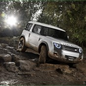 2011 Land Rover DC100 Concept Front SIde 175x175 at Land Rover History and Photo Gallery