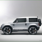 2011 Land Rover DC100 Concept Side 175x175 at Land Rover History and Photo Gallery