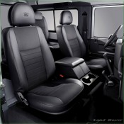 2011 Land Rover Defender X Tech Limited Interior 175x175 at Land Rover History and Photo Gallery