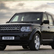 2011 Land Rover Discovery 4 Armoured Front 175x175 at Land Rover History and Photo Gallery