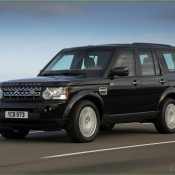 2011 Land Rover Discovery 4 Armoured Front Side 175x175 at Land Rover History and Photo Gallery