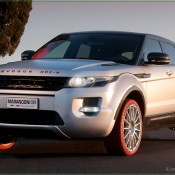 2011 Marangoni Range Rover Evoque Front 175x175 at Land Rover History and Photo Gallery