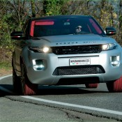 2011 Marangoni Range Rover Evoque Front 2 175x175 at Land Rover History and Photo Gallery