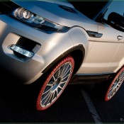 2011 Marangoni Range Rover Evoque Front Side 175x175 at Land Rover History and Photo Gallery