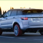2011 Marangoni Range Rover Evoque Rear 175x175 at Land Rover History and Photo Gallery