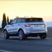 2011 Marangoni Range Rover Evoque Rear 3 175x175 at Land Rover History and Photo Gallery