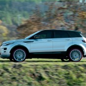 2011 Marangoni Range Rover Evoque SIde 2 175x175 at Land Rover History and Photo Gallery