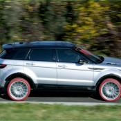 2011 Marangoni Range Rover Evoque Side 175x175 at Land Rover History and Photo Gallery