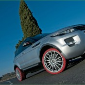 2011 Marangoni Range Rover Evoque Wheel 2 175x175 at Land Rover History and Photo Gallery
