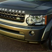 2012 Land Rover Discovery 4 HSE Luxury SE Front 175x175 at Land Rover History and Photo Gallery