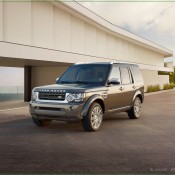 2012 Land Rover Discovery 4 HSE Luxury SE Front 2 175x175 at Land Rover History and Photo Gallery