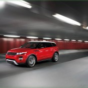 2012 Range Rover Evoque 5 Door Front Side 175x175 at Land Rover History and Photo Gallery