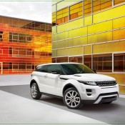 2012 Range Rover Evoque Front Side 175x175 at Land Rover History and Photo Gallery