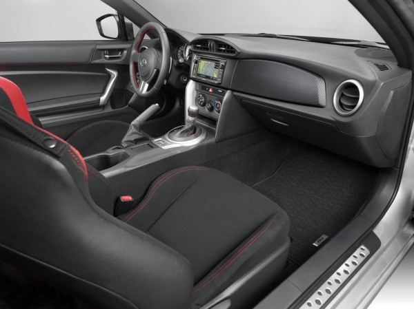 2015 Scion FR S int 600x449 at 2015 Scion FR S Revealed with Minor Updates