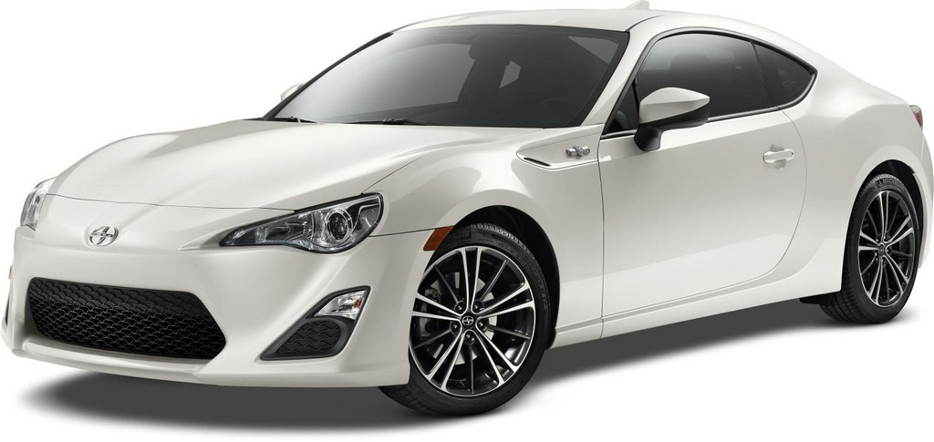 2015 Scion FR S at 2015 Scion FR S Revealed with Minor Updates