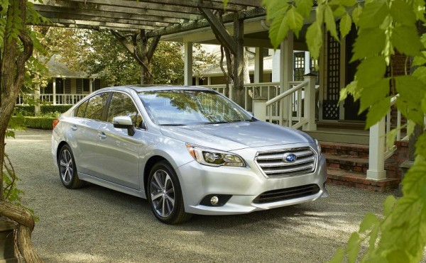 2015 Subaru Legacy Price 600x371 at 2015 Subaru Legacy Priced from $22,490