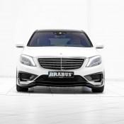 BRABUS 850 based on S63S 1 175x175 at Brabus 850 Based on Mercedes S63 AMG S Model
