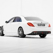 BRABUS 850 based on S63S 4 175x175 at Brabus 850 Based on Mercedes S63 AMG S Model
