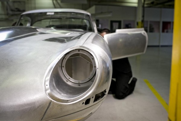 Jaguar E Type Lightweight 600x400 at Jaguar E Type Lightweight to Cost £1 Million
