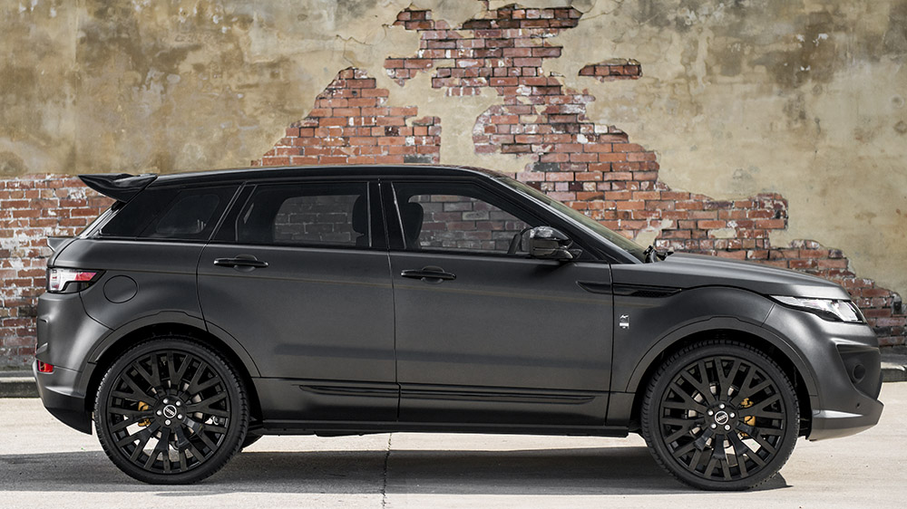Range Rover 2 Door >> Kahn Design Range Rover Evoque RS250 5-Door