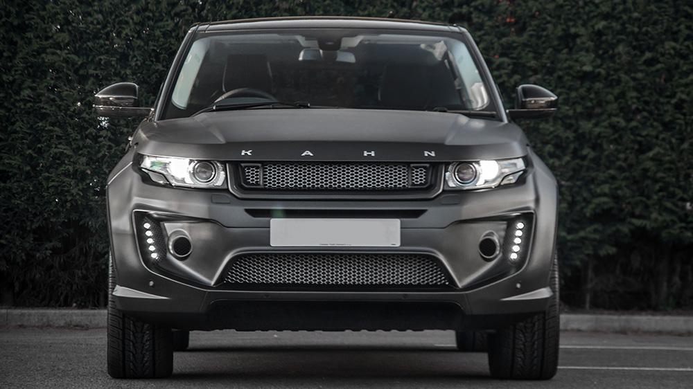 Bumper Guard For Suv >> Kahn Design Range Rover Evoque RS250 5-Door
