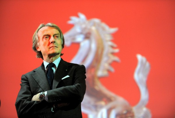 Montezemolo 600x403 at In Memory of Ayrton Senna