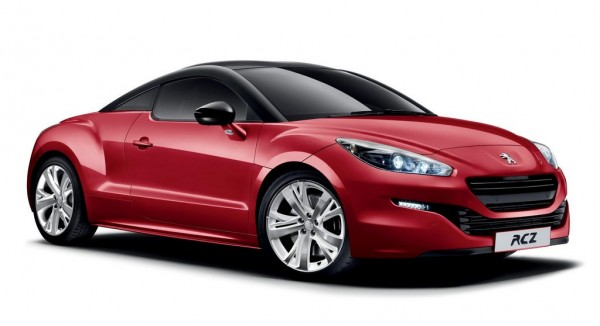 Peugeot RCZ Red Carbon tp 600x326 at Peugeot RCZ Red Carbon Special Edition Announced