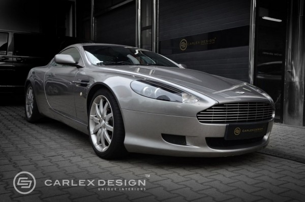 carlex aston martin db9 0 600x397 at Carlex Design Aston Martin DB9 Interior Treatment