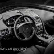 carlex aston martin db9 4 175x175 at Carlex Design Aston Martin DB9 Interior Treatment