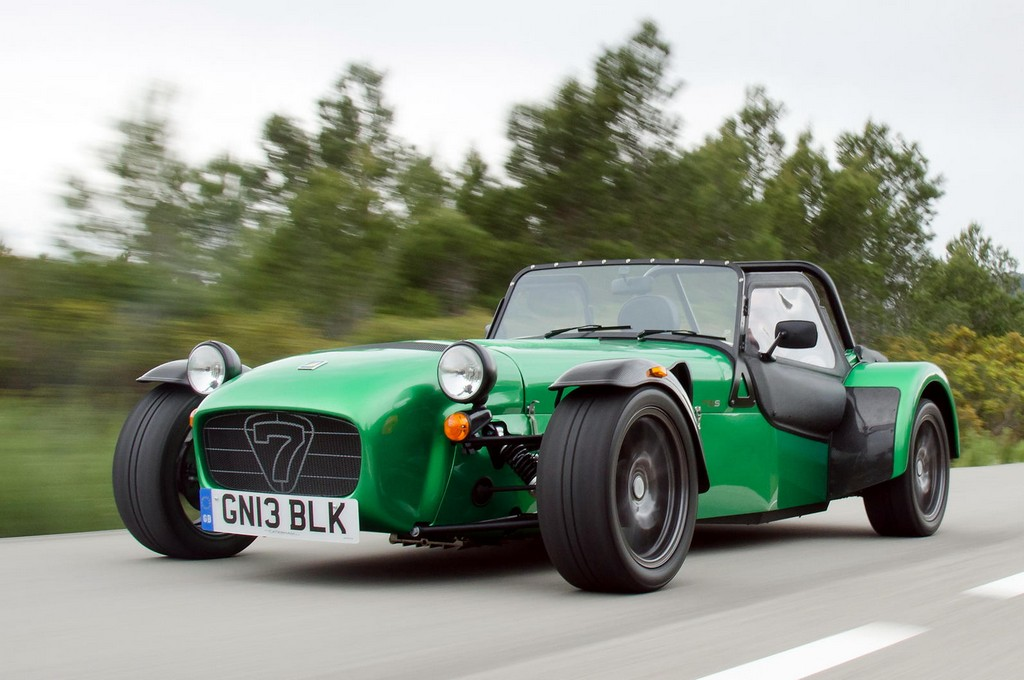 caterham 7 at Caterham Group Up for Sale