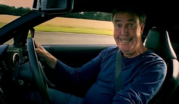 clarkson gt 86 smile 600x347 at Jeremy Clarkson in Hot Water for Alleged Use of the N Word