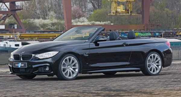 hartge 4 series 1 600x322 at Hartge BMW 4 Series Coupe and Cabrio Tuning Kit