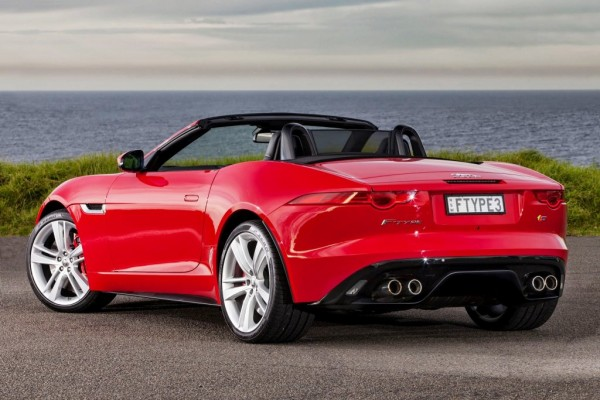 jaguar f type convertible 08 600x400 at Do you want a Jaguar F Type convertible?